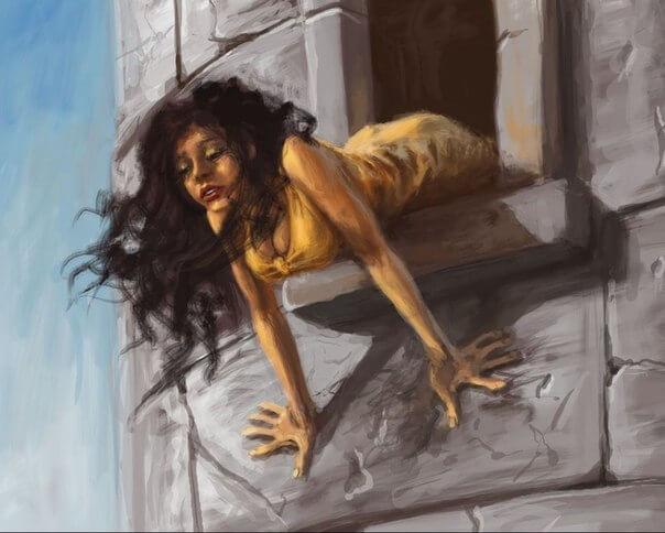 Принцесса в стойле