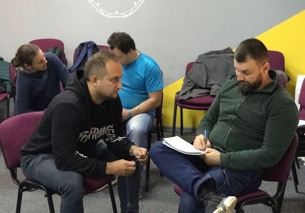 NLP Master kharkov ukraine 202010 min